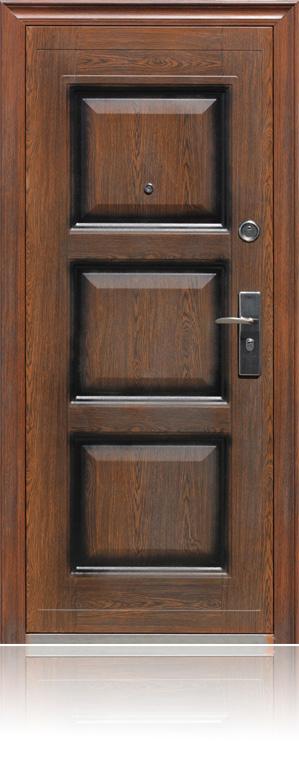 теплые входные двери оптом