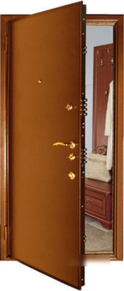 недорогие металлические двери отечественные высокого класса устойчивости к взлому